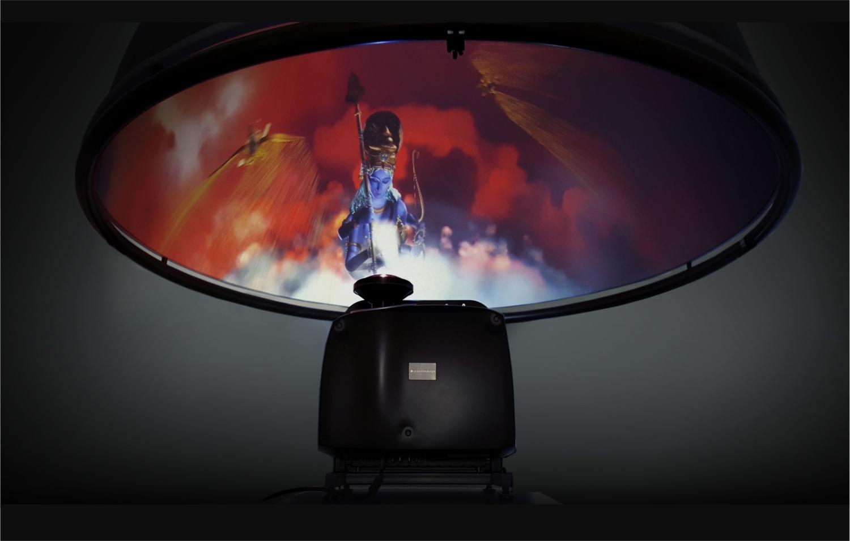 planetarium fisheye