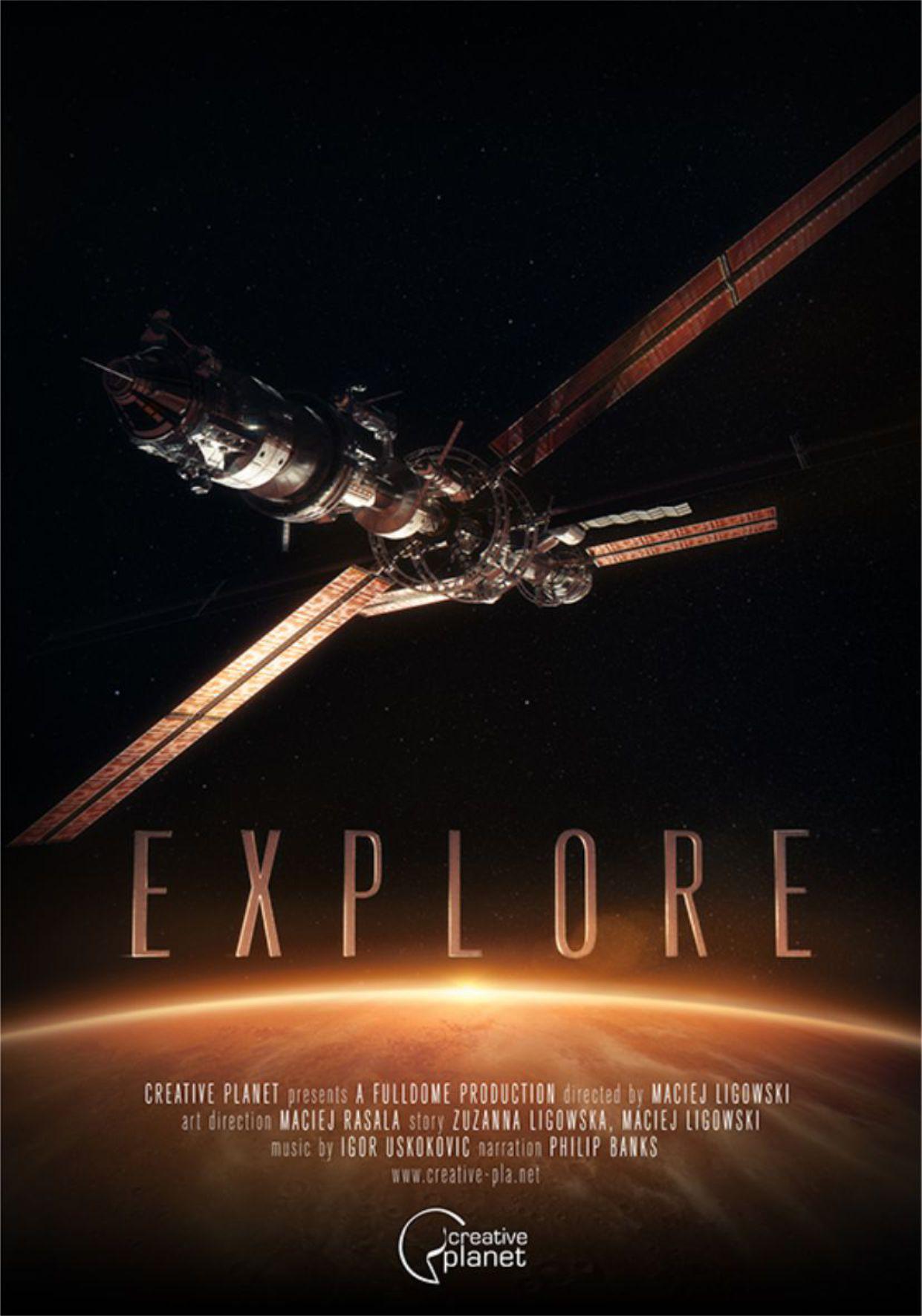 Explore – PL / 2D, 3D