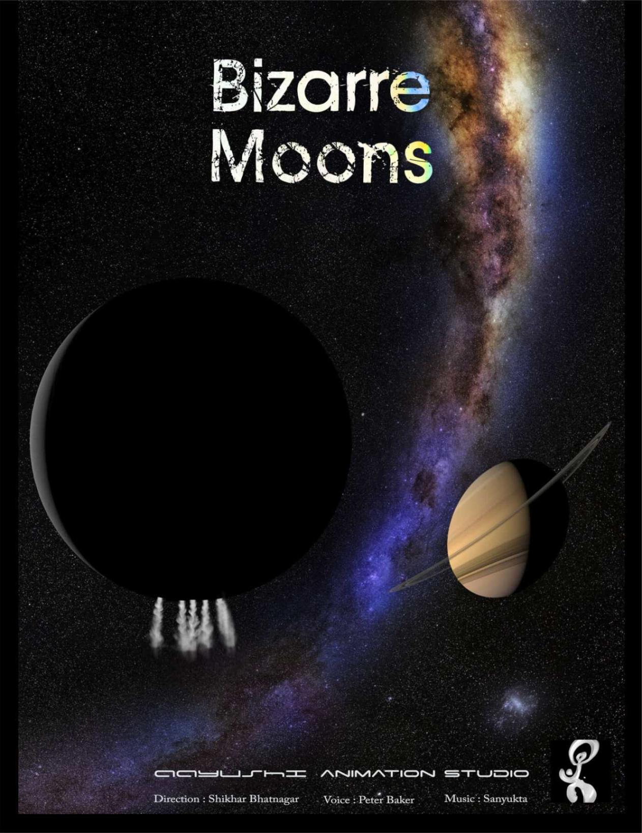 Nieziemskie Księżyce – PL / 2D