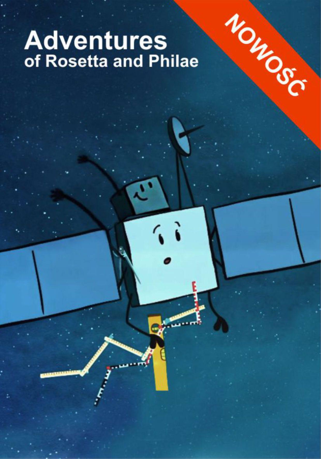 Przygody Rosetty i Philae – PL / 2D