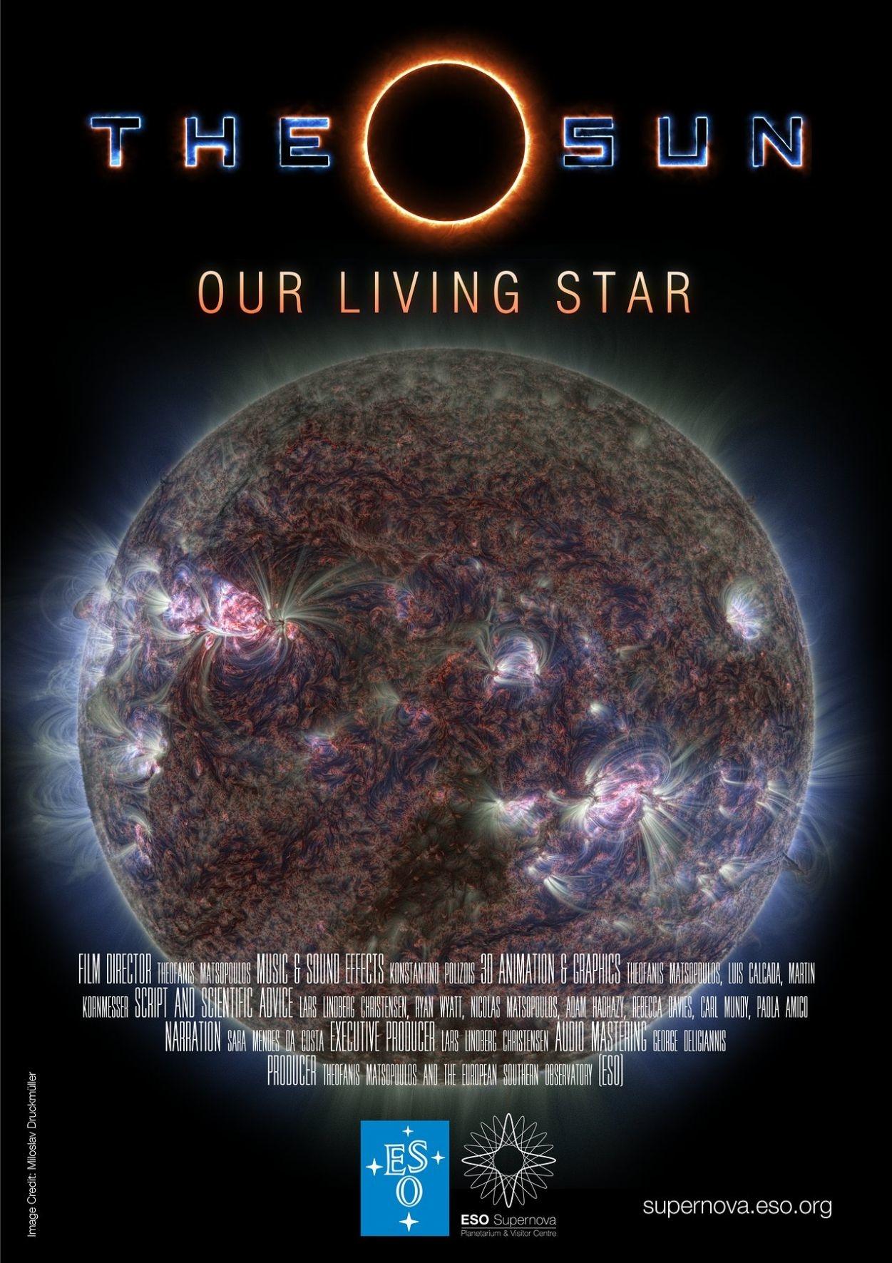 Słońce – nasza życiodajna gwiazda - PL / 2D