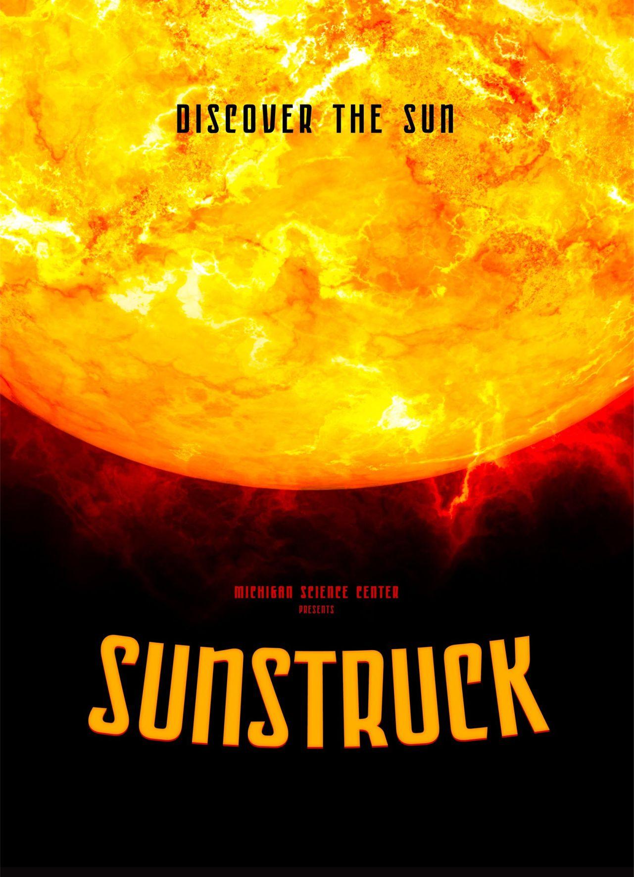 Nasze groźne Słońce – PL / 2D