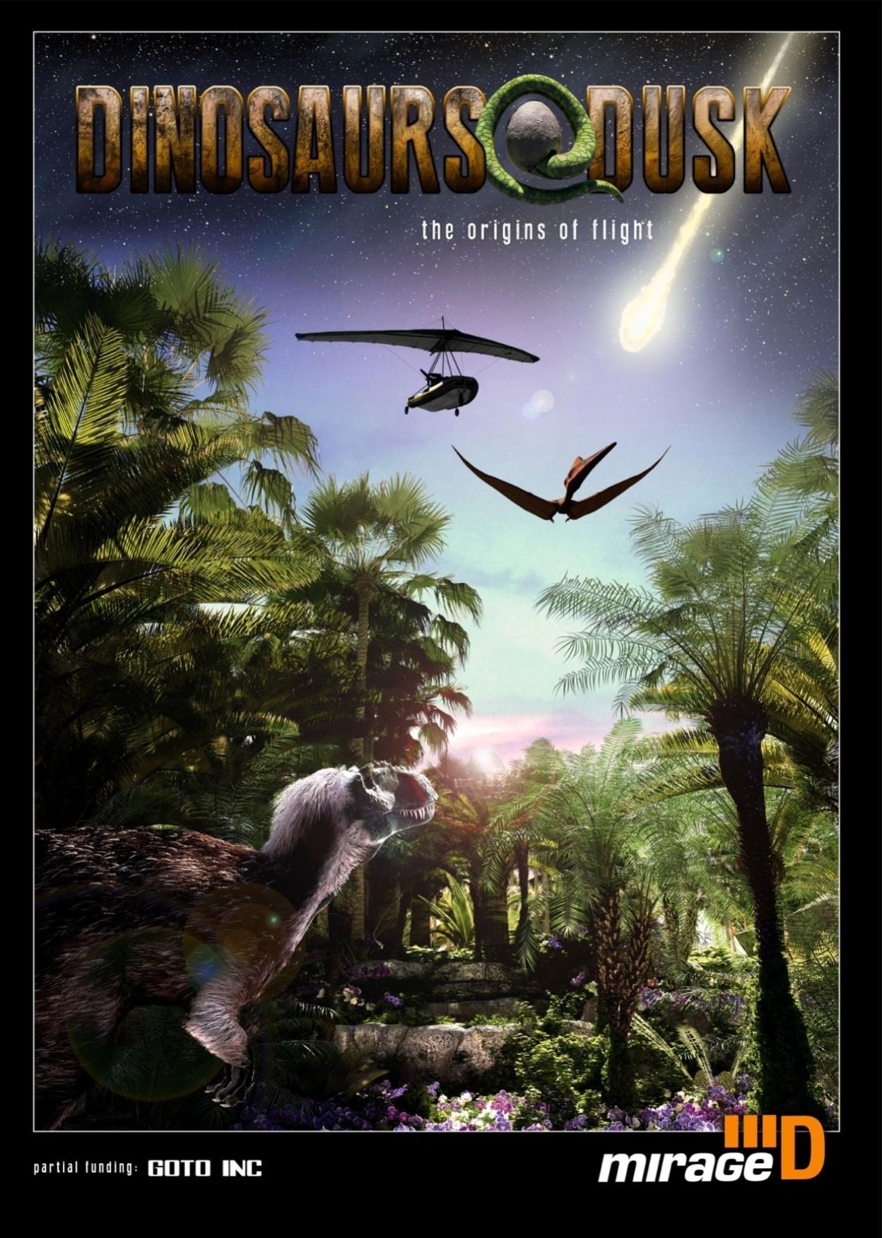 Zmierzch  Dinozaurów - PL 2D / 3D