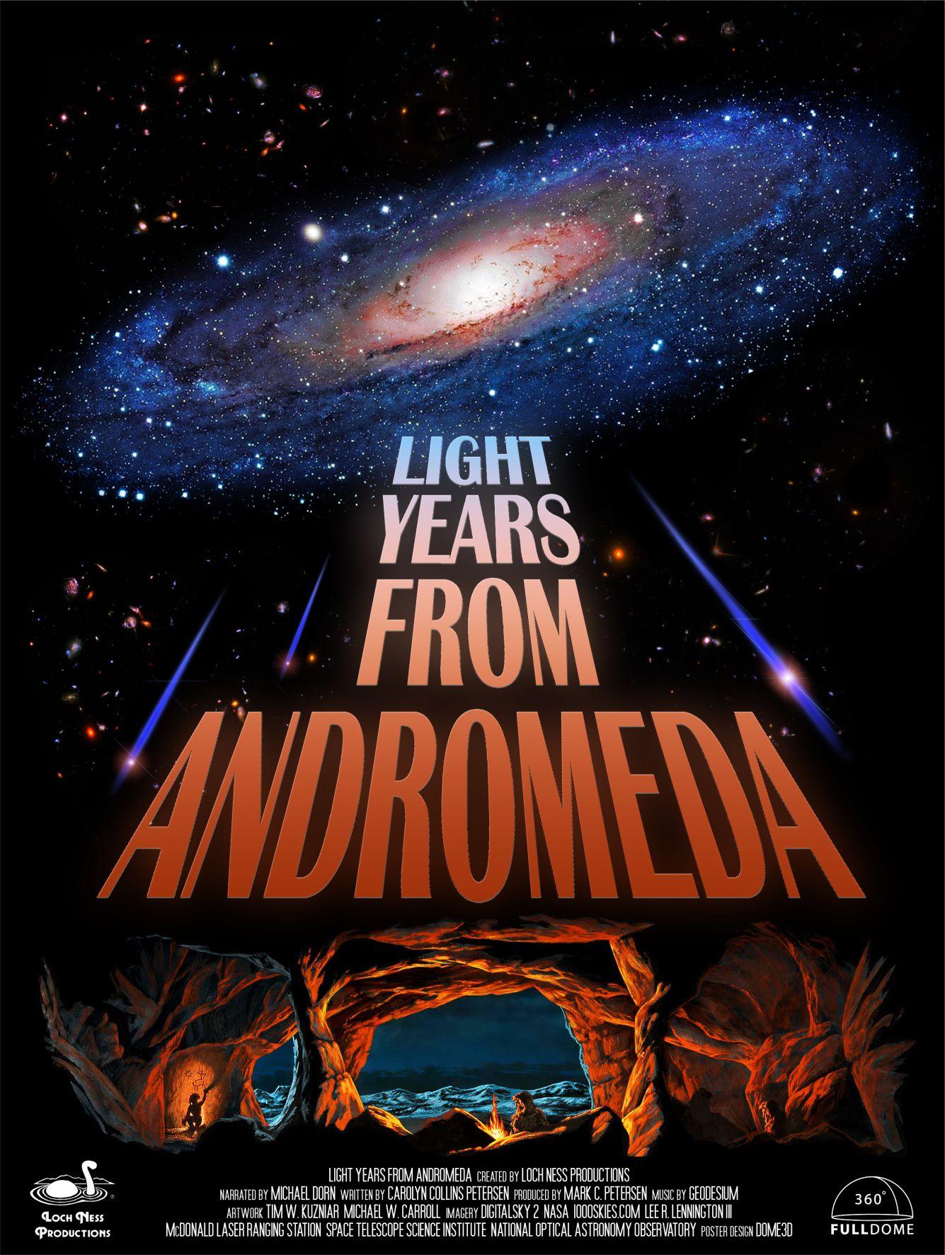 Lata świetlne od Andromedy – EN / 2D
