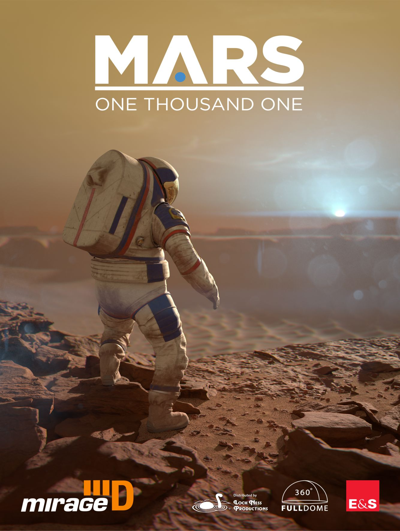 MARS 1001 - EN/ 2D, 3D