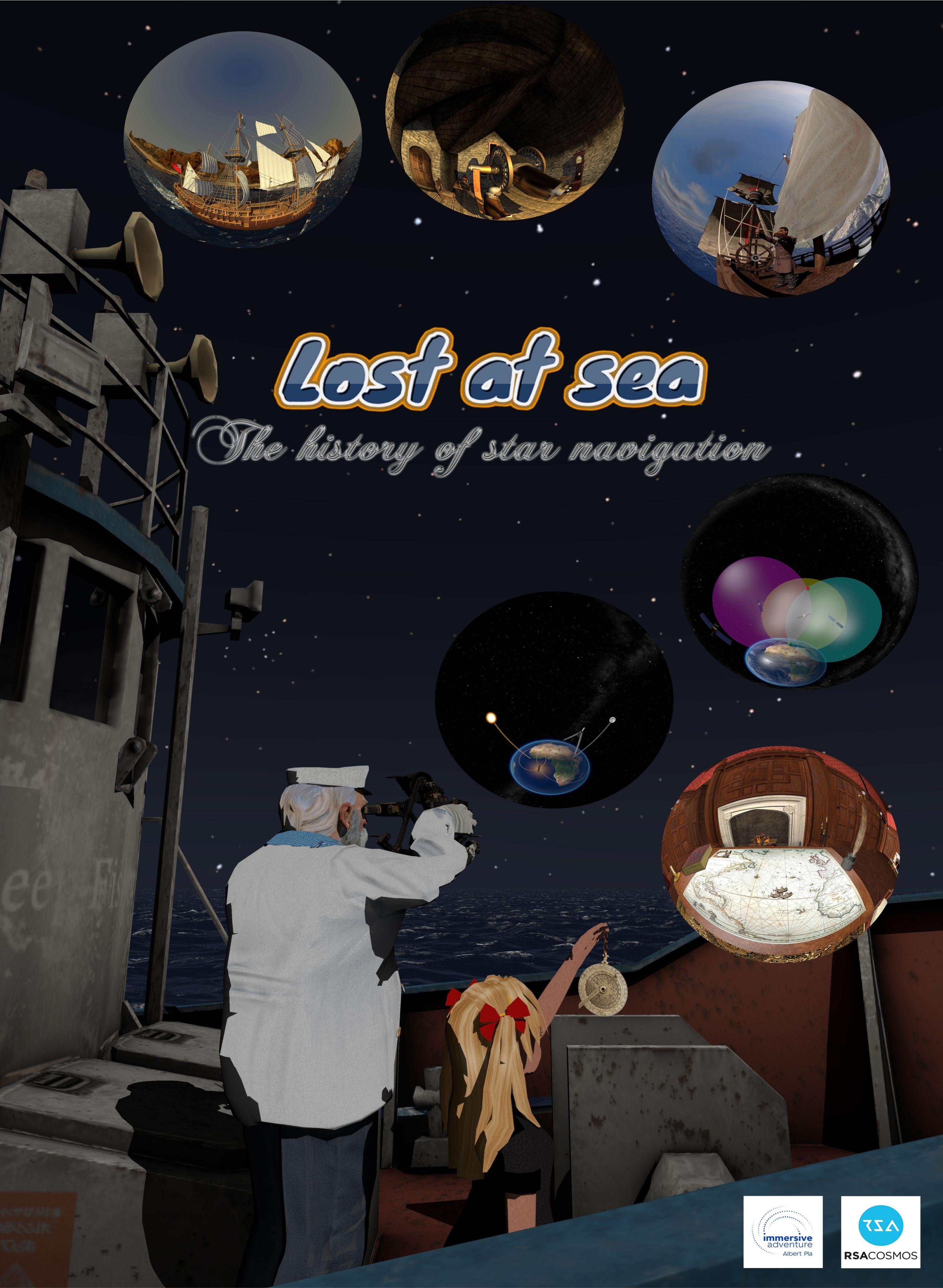 Zaginiony na morzu / PL 2D