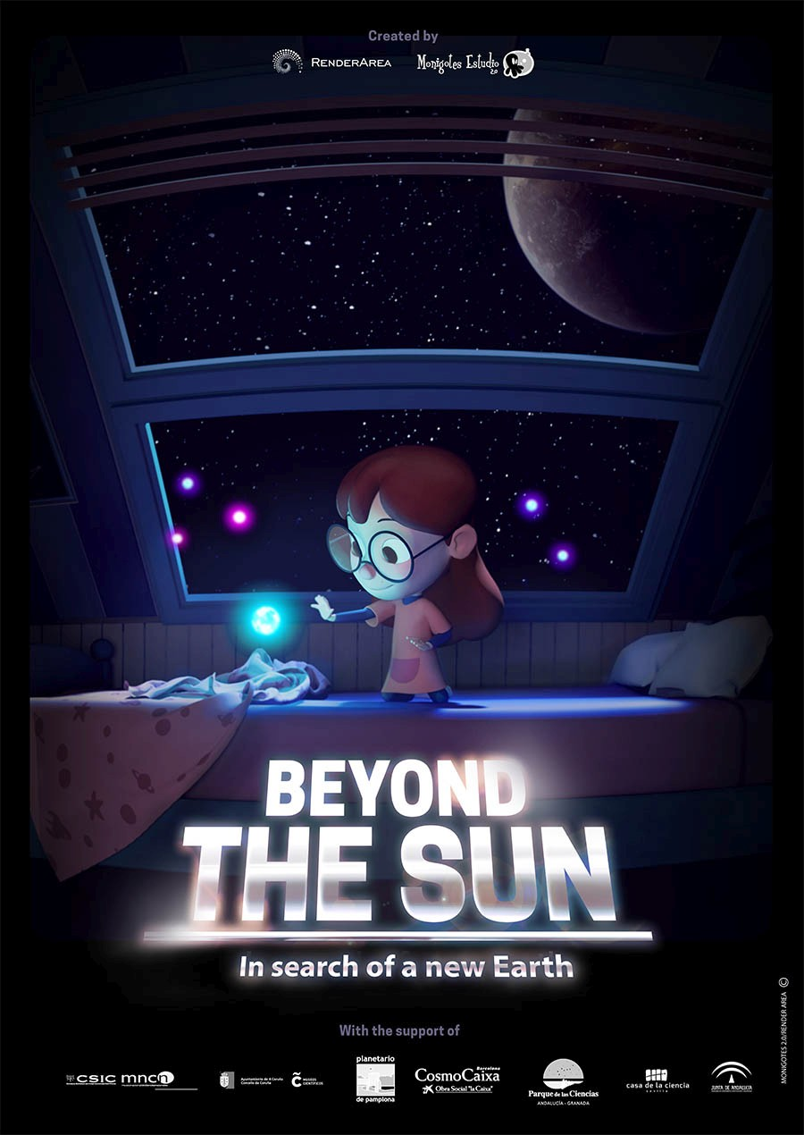 Poza słońcem / Beyond The Sun - PL 2D